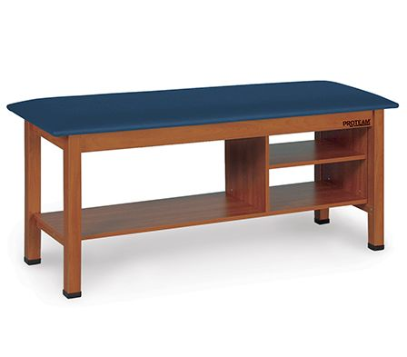 Hausmann Physical Therapy Table Cubby 78x30x31h Model A9041